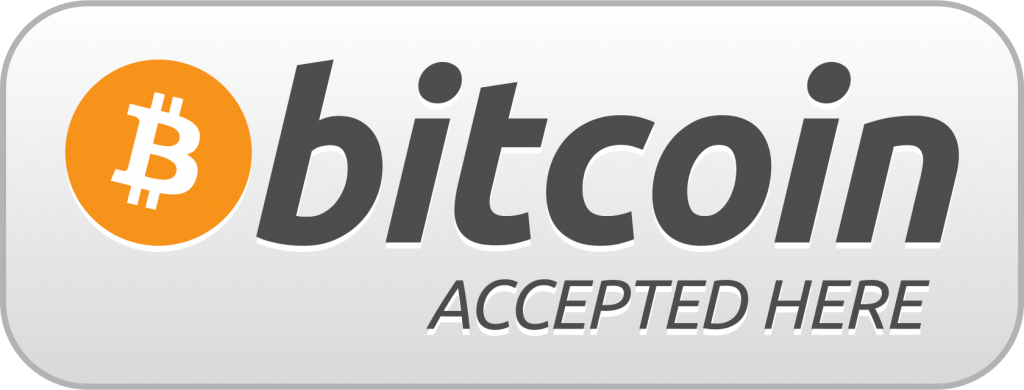 aceptamos pagos con bitcoin