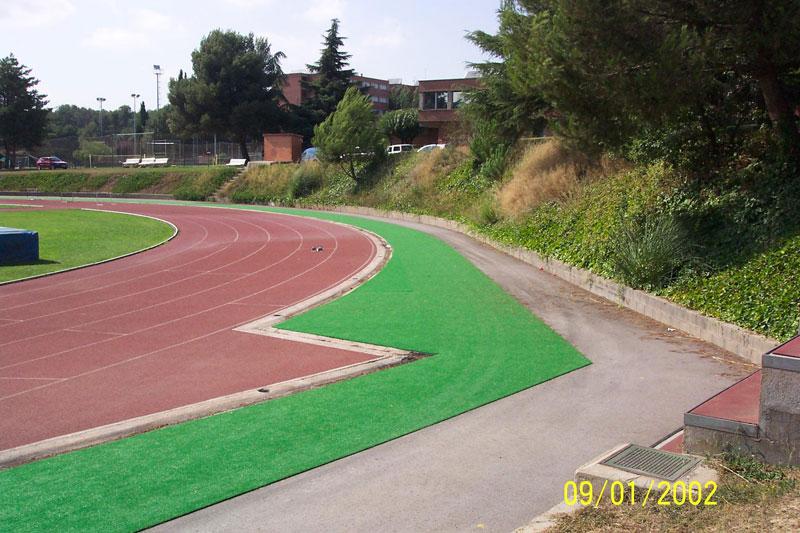 reformas en instalaciones deportivas